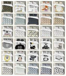 Animal Duvet Cover Set Twin Queen King Sizes with Pillow Sha