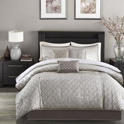 BEAUTIFUL MODERN CONTEMPORARY DESIGN CHIC SILVER GREY COMFOR
