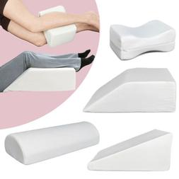 Bed Wedge Pillow Memory Foam Body Positioner Elevate Support