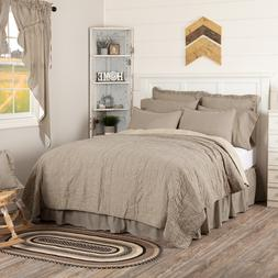 Country Primitive Rustic SAWYER MILL STRIPE Bedding Collecti