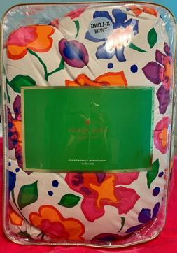 Kate Spade New York Floral Twin/TwinXL Bedding Comforter and