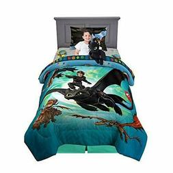 Franco Kids Bedding Soft Comforter with Sheets and Plush Cud