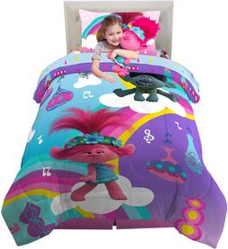 Kids Bedding Super Soft Comforter with Sheets and Plush Cudd