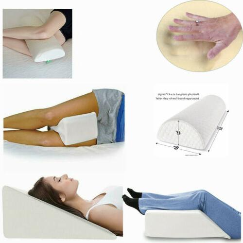 Acid Wedge Leg Elevation Back Support With Cover