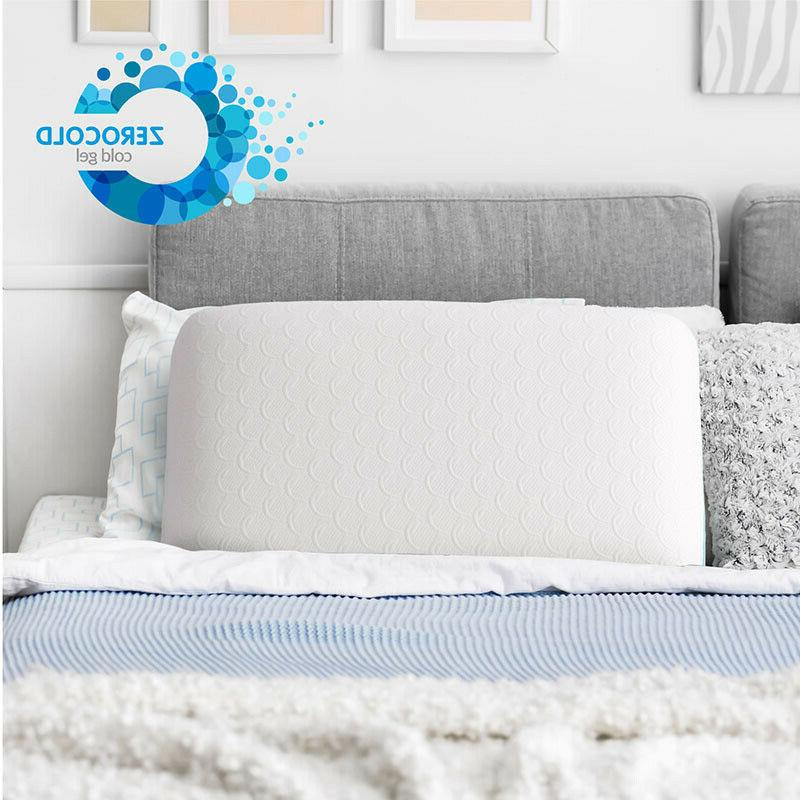 Bedsure Foam Cooling Pillow For Back