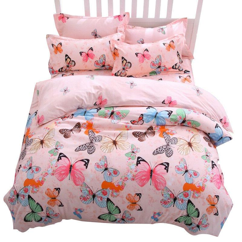 Butterfly Pink Bedding Comfort