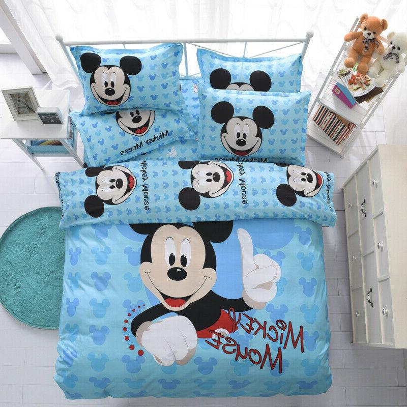 Disney Mickey Minnie Sets Cover Sheet Cases