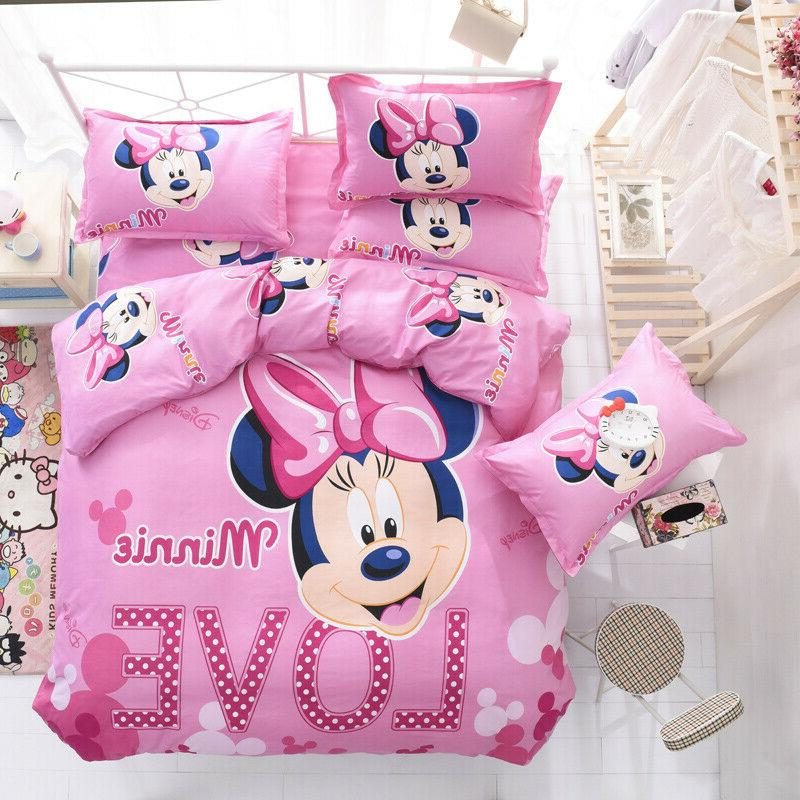 Sets Comforter Cover Cover Sheet Pillow Cases