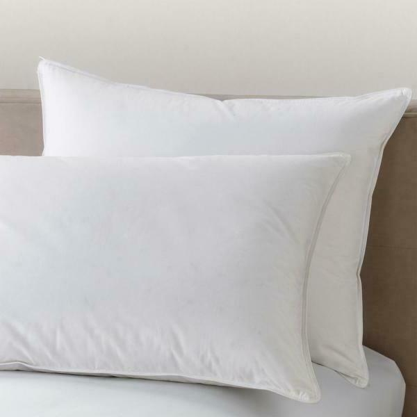 Down Polyester Size Pillow 2 Bedding Pillow x 36