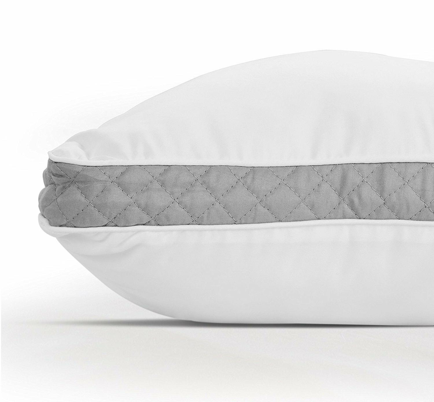 Gusseted of Bed Pillows Side Sleepers Utopia Bedding
