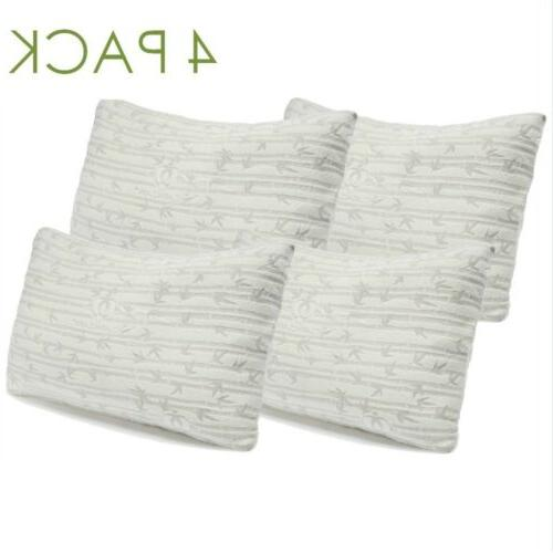 Memory Bamboo Pillow by - Available