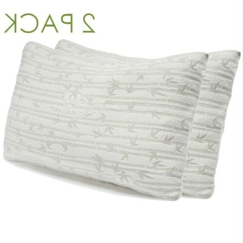 Memory Foam Pillow by Clara Clark - Available