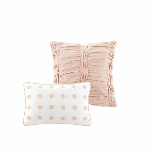 Pink on Pink Decorative Pillows - ALL SIZES