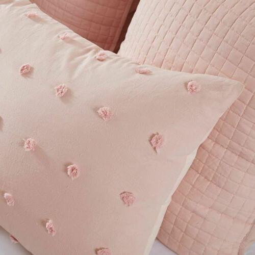 Pink Tufts Set AND Decorative - SIZES