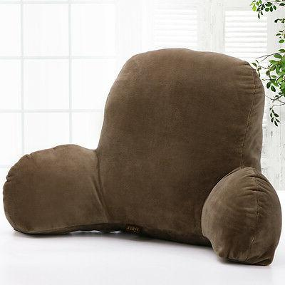 Plush Cushion Support Reading Rest Arms US