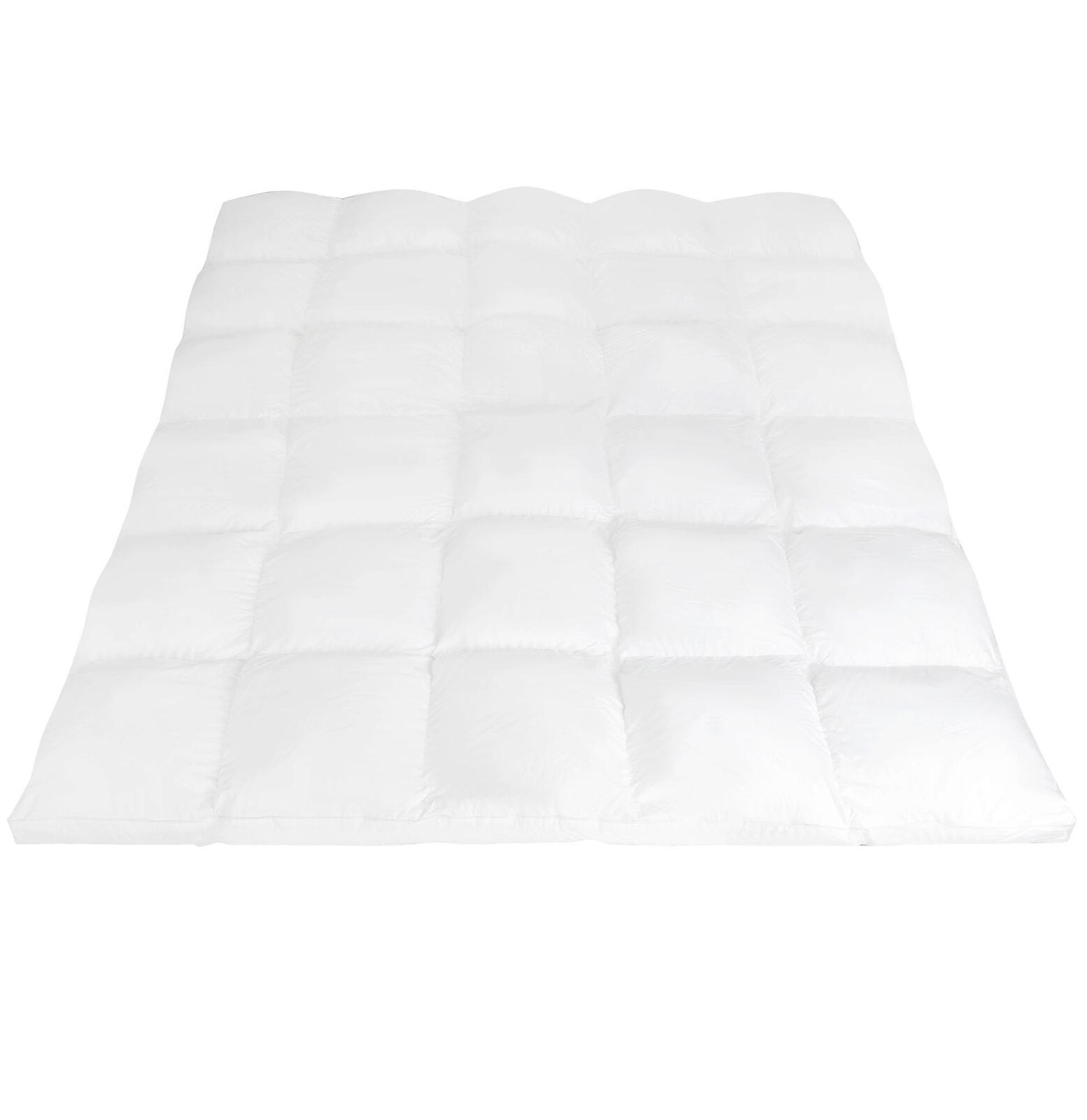 Queen Size Cover Bed Top Topper