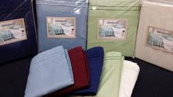 Queen size 6PC Sheet set 1800 - feels like Egyptian Cotton d