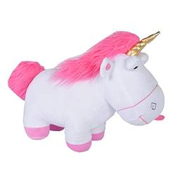 Universal Despicable Me Fluffy Unicorn Character Shaped Soft